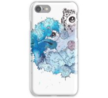 Return to Eyeball Mountain iPhone Case/Skin