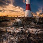 Portland Bill Lighthouse by timmburgess