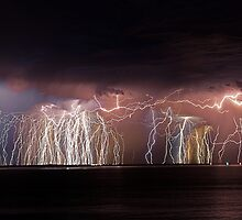 Fremantle Thunderstorm  by EOS20