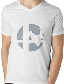 Meta Knight - Super Smash Bros. Mens V-Neck T-Shirt