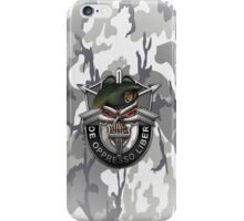 Special Forces iPhone Case/Skin