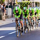 Belkin Pro Cycling Team by Wei Yuet Wong