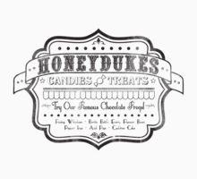 Honeydukes One Piece - Short Sleeve