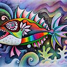 I invented a fish ( high resolution repost ) by Karin Zeller