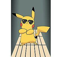 Pika Gangnam Style Photographic Print