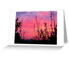 SunRise on Celista  Greeting Card
