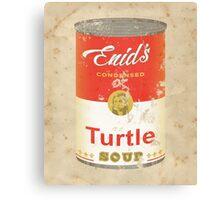 Just Slurp Soup Canvas Print
