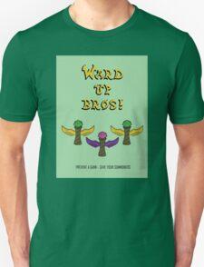 """League of Legends """"Ward Up Bros!"""" Fan Art Design T-Shirt"""