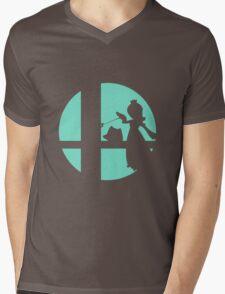 Rosalina and Luma - Super Smash Bros. Mens V-Neck T-Shirt
