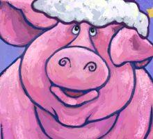 Animal Parade Pig Sticker