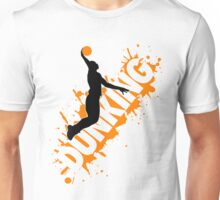 Basketball: Dunking Unisex T-Shirt
