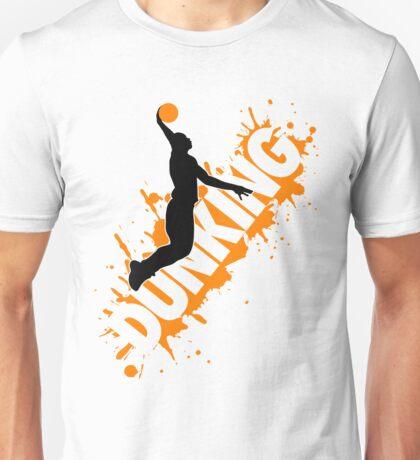 Basketball: Dunking Unisex T-Shirt