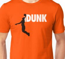 iDunk - Basketball Unisex T-Shirt