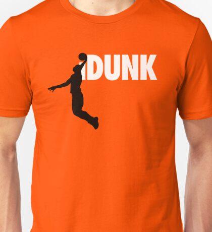 iDunk - Basketball Unisex T-Shirt