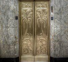 Elevator by njordphoto