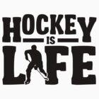 Hockey is Life by nektarinchen