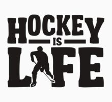 Hockey is Life by nektarinchen