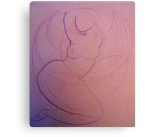 abstract davincii Canvas Print