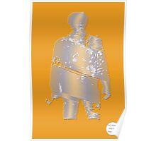 Veteran Print Project Silhouette US Coast Guard Poster