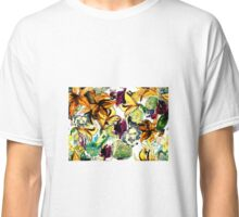 Dark Bouquet Classic T-Shirt