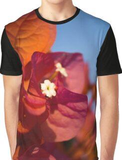 Sunlight Flower  Graphic T-Shirt