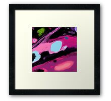 Lonely universe of mine Framed Print