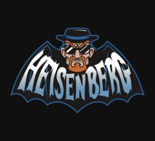 Heisenberg Man by JakGibberish