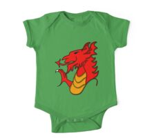 Wales dragon new One Piece - Short Sleeve
