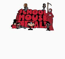 School House Metal Unisex T-Shirt