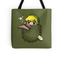 Pocket Link Tote Bag