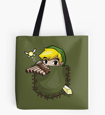 Pocket Link Tote Bag