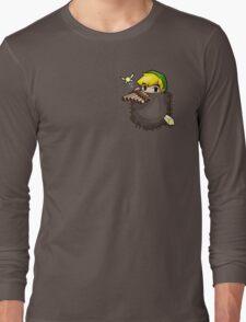 Pocket Link Long Sleeve T-Shirt