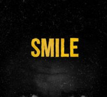 Smile Sticker