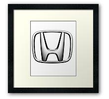 Honda Framed Print