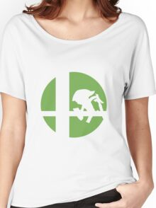 Toon Link - Super Smash Bros. Women's Relaxed Fit T-Shirt