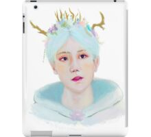 Hyunseung Elven Prince iPad Case/Skin