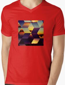 Daybreak Mens V-Neck T-Shirt