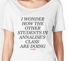 Other Annalise's students Women's Relaxed Fit T-Shirt