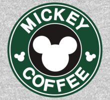 mickey coffee by McDraw