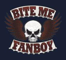 Bite Me Fanboy - Lobo Kids Tee