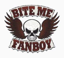 Bite Me Fanboy - Lobo One Piece - Short Sleeve