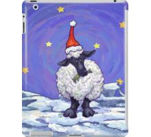 Sheep Christmas iPad Case/Skin