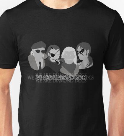 MGSV - We Are Diamond Dogs Unisex T-Shirt