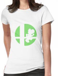 Yoshi - Super Smash Bros. Womens Fitted T-Shirt