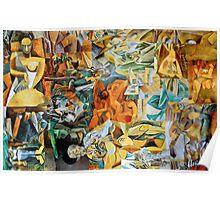 Picasso Complex 7. Poster