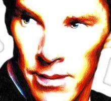 The Benedict of the Cumberbatch Sticker