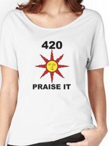 PRAISE IT Women's Relaxed Fit T-Shirt