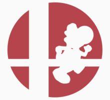Yoshi - Super Smash Bros. by WillOrcas