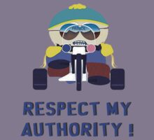 Cartman - RESPECT MY AUTHORITY ! by xKrorz
