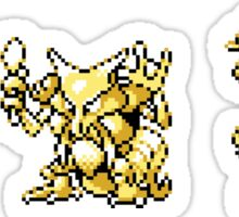 Abra Evolutions Sticker